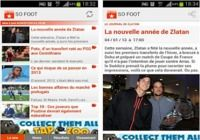 SO FOOT Android pour mac