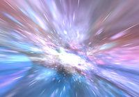 Hyperspace 3D Screensaver pour mac