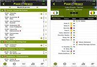 Foot en direct iOS pour mac