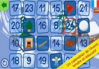 Le calendrier de l'Avent de Petit Ours Brun Android pour mac