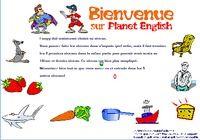 Planet English pour mac