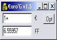 Euro'G pour mac