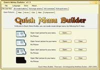 Quick Menu Builder pour mac