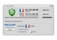 Super Hide IP pour mac