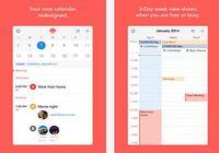 Sunrise Calendar Android pour mac