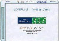 LIVEPLUS-VIDEOS-CAMS pour mac