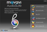Movavi AudioSuite pour mac