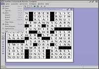 Arensus Crossword Puzzle Editor pour mac