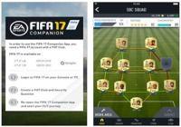 FIFA 17 Companion iOS pour mac