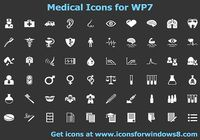 Medical Icons for WP7 pour mac