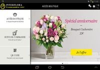 Interflora Android pour mac