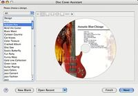 Disc Cover pour mac