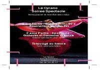 Flyer soirée Nouvel an 2007. pour mac