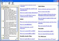 Audio and Video Howtos pour mac