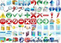 Basic Icons for Vista