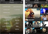 Twitter #music iOS pour mac