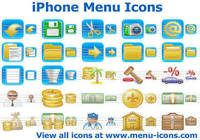 iPhone Menu Icons pour mac