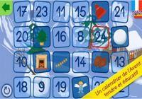 Le calendrier de l'Avent de Petit Ours Brun iOS pour mac