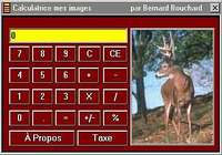 Calculatrice mes images pour mac