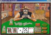 Saloon Poker