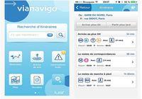 Vianavigo iOS pour mac