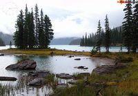 Lake Scenery Screensaver