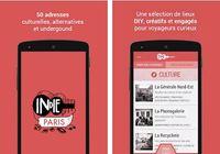 Indie Guides Paris Android pour mac