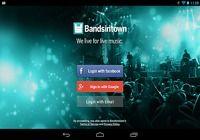 Bandsintown iOs pour mac