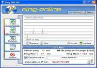 Ping ONLINE
