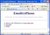 EmailToPhone pour mac