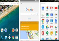 Google Now Launcher Android pour mac