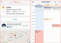 Sunrise Calendar iOS pour mac