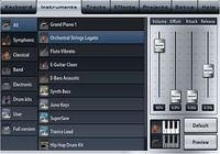 Music Studio Lite iOS pour mac