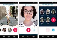 Skype Qik iOS pour mac