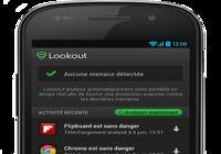Lookout pour Android pour mac
