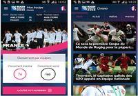 Coupe du Monde de Rugby 2015 Android pour mac