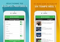 Transferts - Mercato Foot Android pour mac