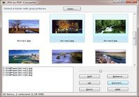 Wondersoft JPG to PDF Converter pour mac