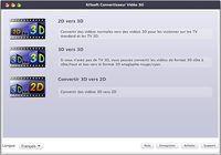 Xilisoft Convertisseur Vidéo 3D pour Mac pour mac