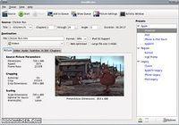 HandBrake Linux  pour mac