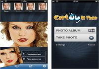 Cartoon Face iOS pour mac