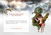 Fantasy Web Clocks pour mac