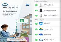 WD My Cloud iOS pour mac