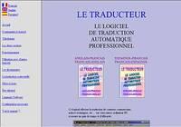 Le Traducteur Français-Anglais Anglais-Français
