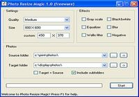Photo Resize Magic pour mac