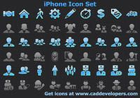 iPhone Icon Set pour mac