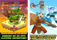 Clicker Heroes Android pour mac