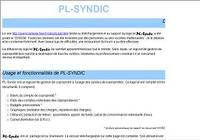 PL-syndic pour mac