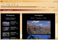 AWG - Album Web Generator pour mac