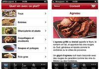 Accords Mets & Vins sur iOS pour mac